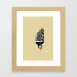 higgs Framed Art Print