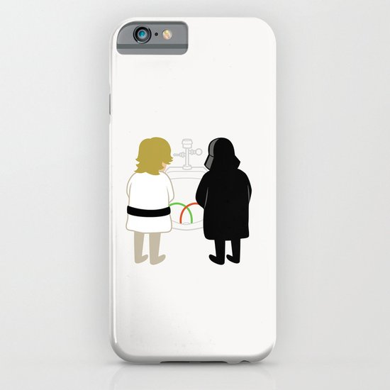Saber Fight iPhone & iPod Case