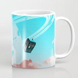 tardis space Coffee Mug