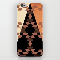 mexico iPhone & iPod Skins featuring Mexico by Laura Santeler