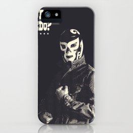 Que Pedo? iPhone Case