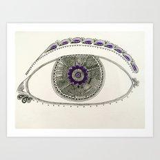 Complex Visions Art Print