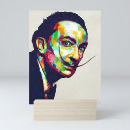 Salvador Dali Painting Poster Home Office Decor Mini Art Print