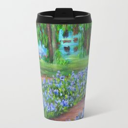 Monet's Garden AC20110715a Travel Mug