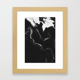 Form Ink No. 25 Framed Art Print