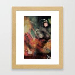 The future War 2 Framed Art Print