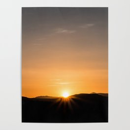 the last rays of light Poster