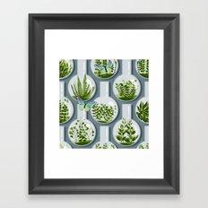 Tiny Planets Framed Art Print