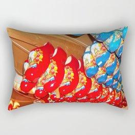 Danish Clogs Rectangular Pillow