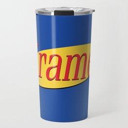 Kramer  - Seinfeld Travel Mug