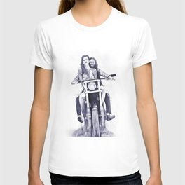 Biker Babes T-shirt