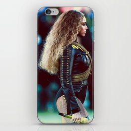 Bey With the Good Hair iPhone Skin