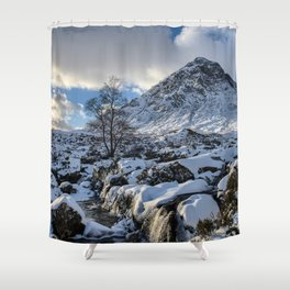 Fuze Shower Curtain