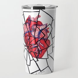 Broken Travel Mug