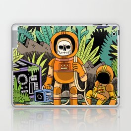 Lost contact Laptop & iPad Skin
