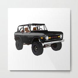 Sour Ford Metal Print