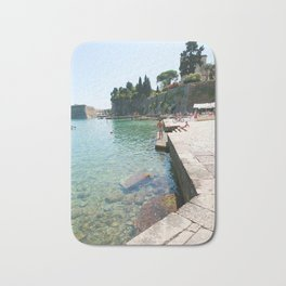 Greece Paradise Bath Mat