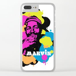 Soul Activism :: Marvin Clear iPhone Case