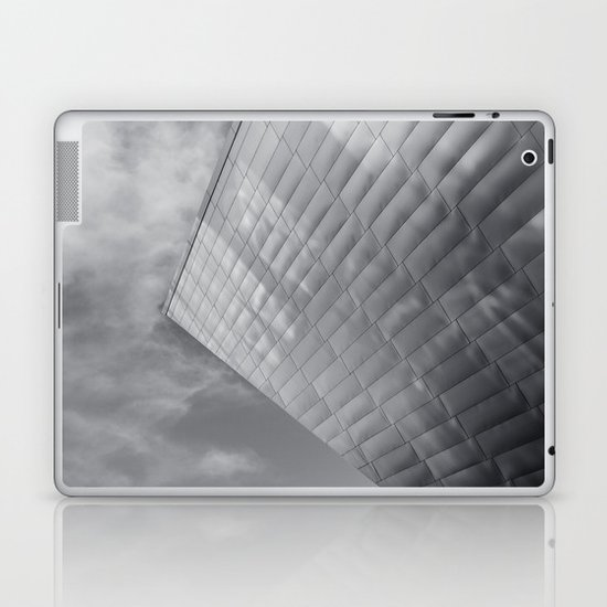 Wall Laptop & iPad Skin