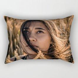 summer moods Rectangular Pillow