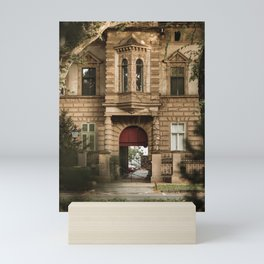 Old architecture in Subotica, Serbia / Fall / Autumn Mini Art Print