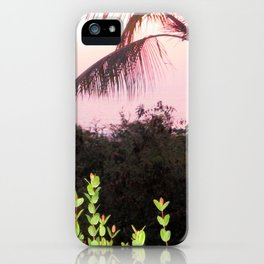 At Dusk iPhone Case