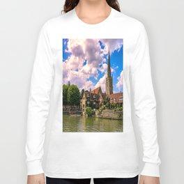 Along the Thames. Long Sleeve T-shirt