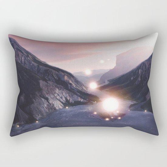 Energy. Rectangular Pillow