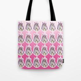 Skellie is a Unicorn Tote Bag
