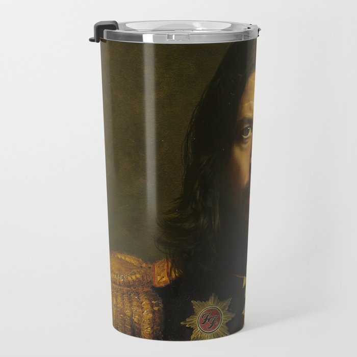 Dave Grohl - replaceface Travel Mug