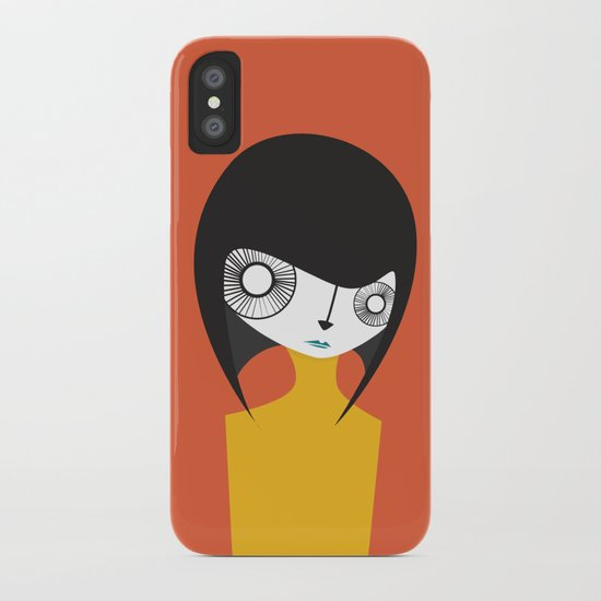 Nii iPhone Case