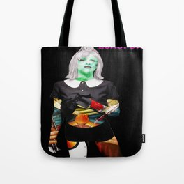 Courtney Love. Tote Bag