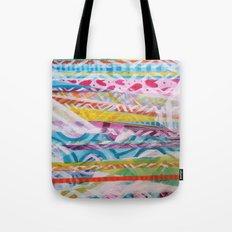 Abstract Heart Tote Bag