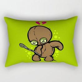 Voodoo Love Rectangular Pillow
