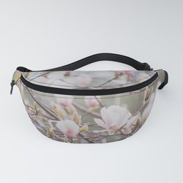 Pink Magnolias Fanny Pack