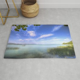 Lake Balaton Hungary Rug