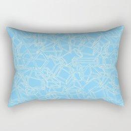 Geojumble Three Rectangular Pillow