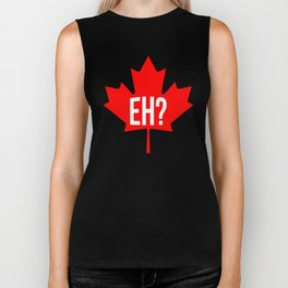 Canadian, eh? Biker Tank