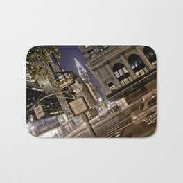 Chrysler Building - New York Artwork / Photography Bath Mat