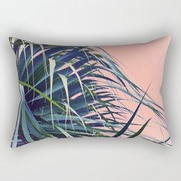 Feather Palm Rectangular Pillow