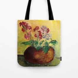 Vasinho de flores (Flower pot) Tote Bag