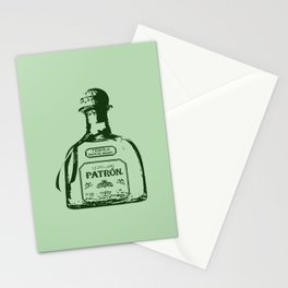 Patron Tequila Pop Art Stationery Cards