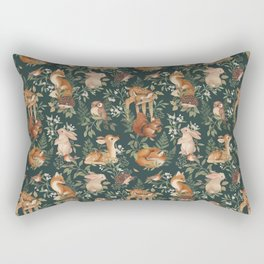 Nightfall Wonders Rectangular Pillow