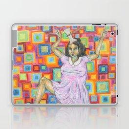 the mad one Laptop & iPad Skin