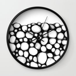 Rock or not Wall Clock
