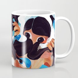 Daughter and Mother Children's Book Illustration Coffee Mug
