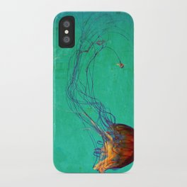 Deep Sea Ballet iPhone Case
