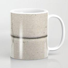 Real, Concrete, not Abstract Coffee Mug