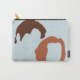 Mulder and Scully, X-Files Carry-All Pouch