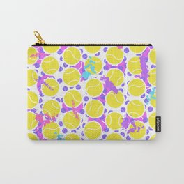Bright Tennis Carry-All Pouch